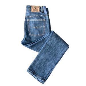 Lucky Brand Girl's Cooper Slim Jeans - 14